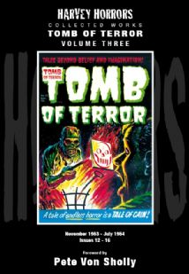 Harvey Horrors Collected Works - Tomb Of Terror (Vol 3)